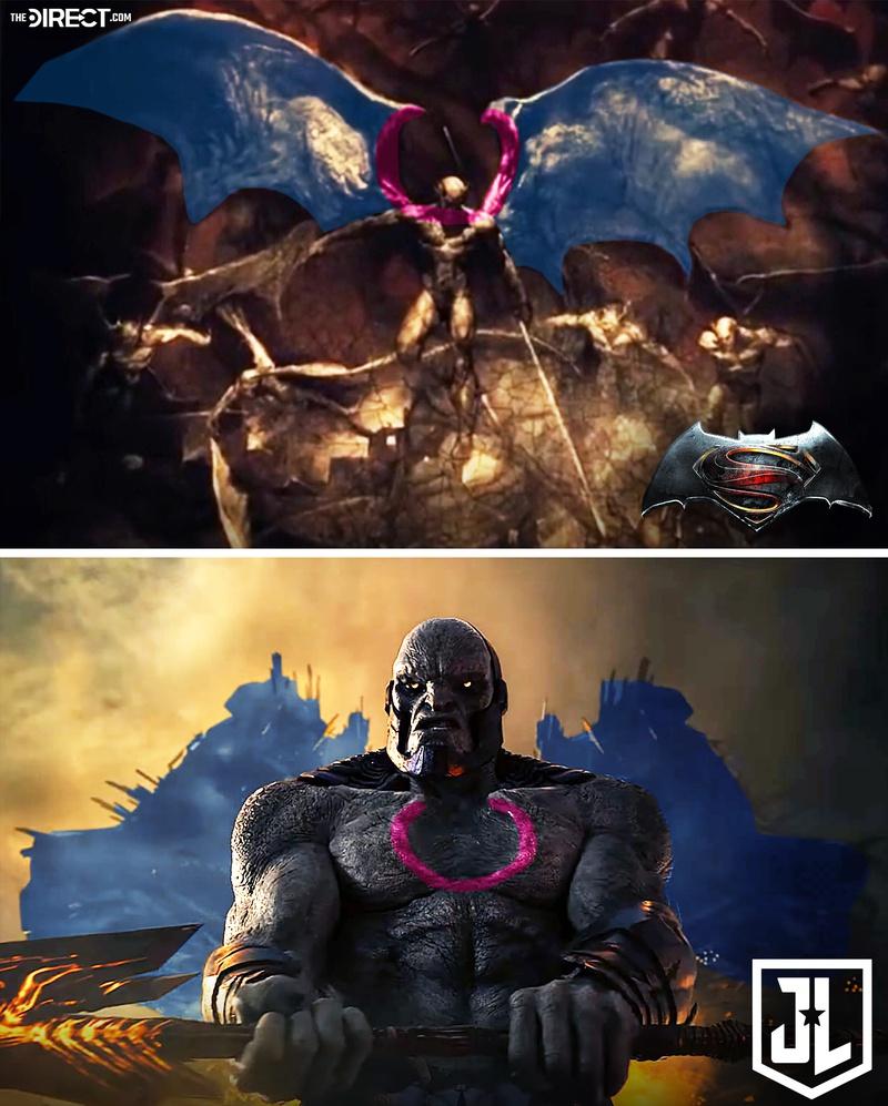 Darkseid Parrallel Image
