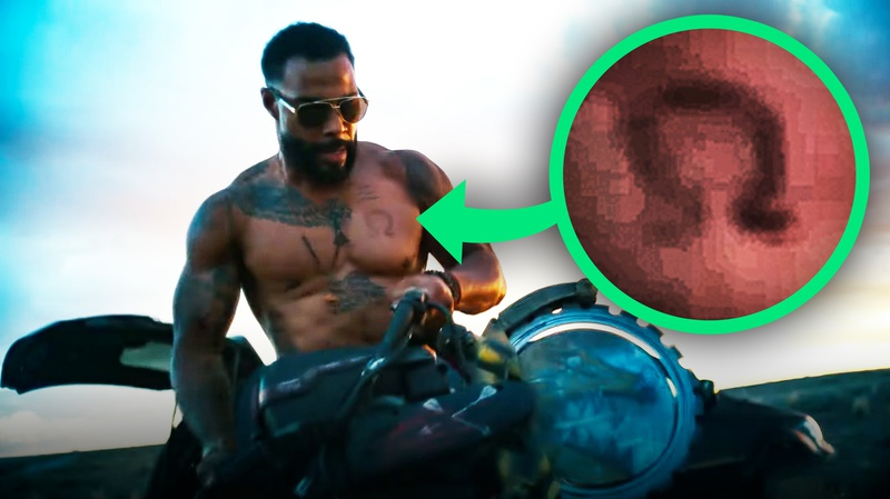 Justice League: Zack Snyder Sneaks Darkseid Easter Egg Into Army of the Dead Trailer - The Direct