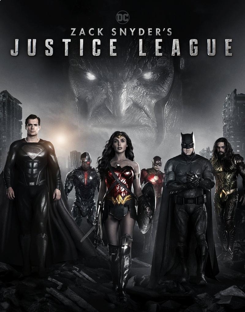 Justice League Darkseid Poster