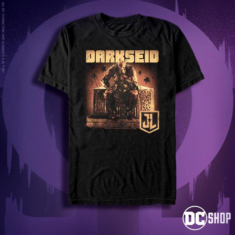 Darkseid Justice League T-Shirt