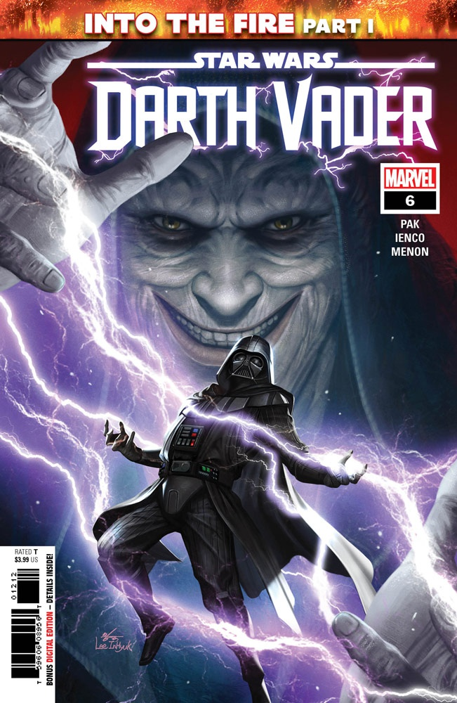 Darth Vader #6 Cover Art