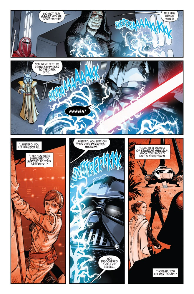 Darth Vader #6 Page 2