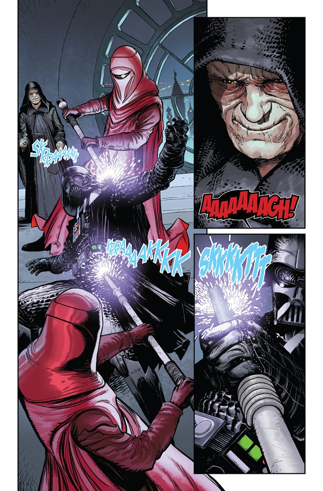 Darth Vader #6 Page 5