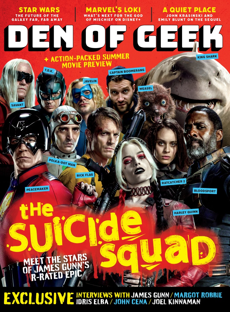 Den of Geek The Suicide Squad