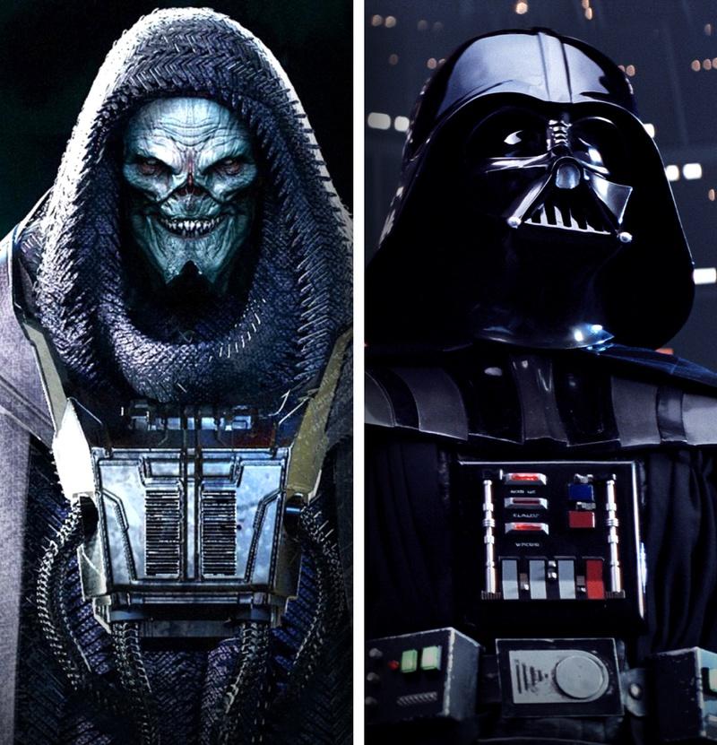 DeSaad Darth Vader