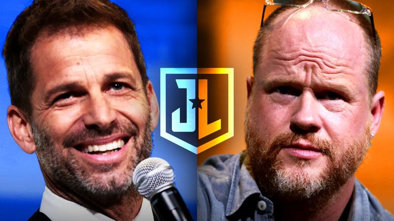Zack Snyder Joss Whedon