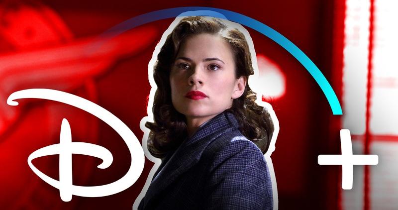 Agent Carter Disney+ Underrated Series