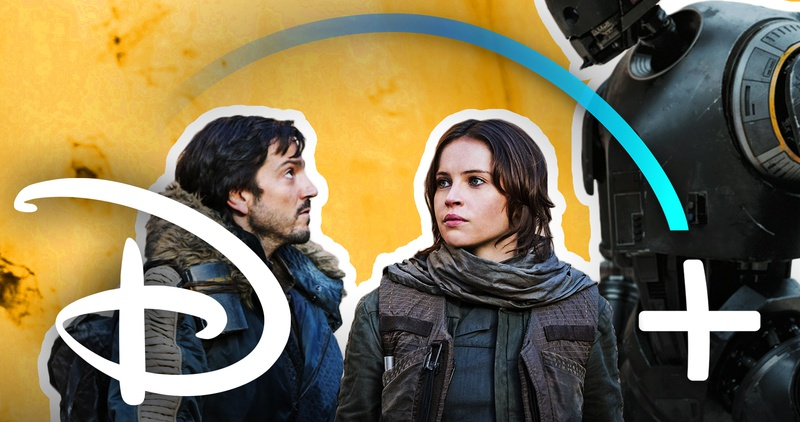 Rogue One Disney+ Underrated