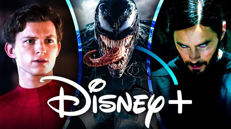 Spider-Man, Venom, Morbius
