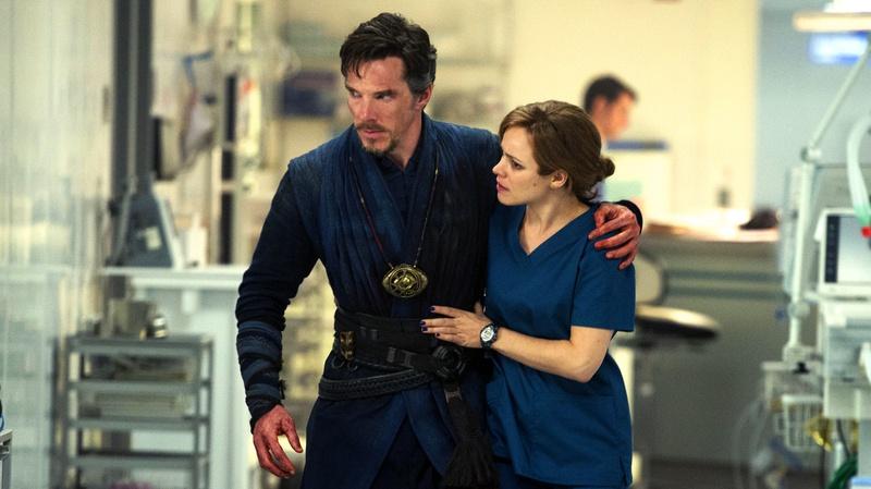 Doctor Strange Christine Palmer Movies