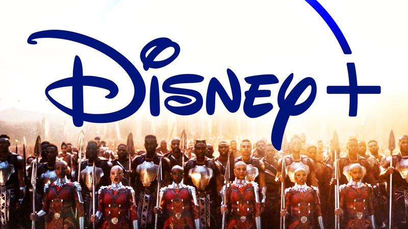 Wakanda Disney Plus Dora Milaje