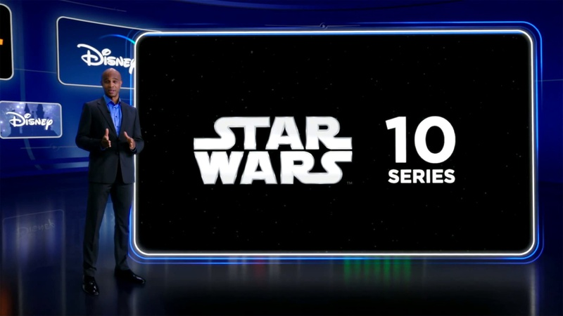 10 Star Wars Series