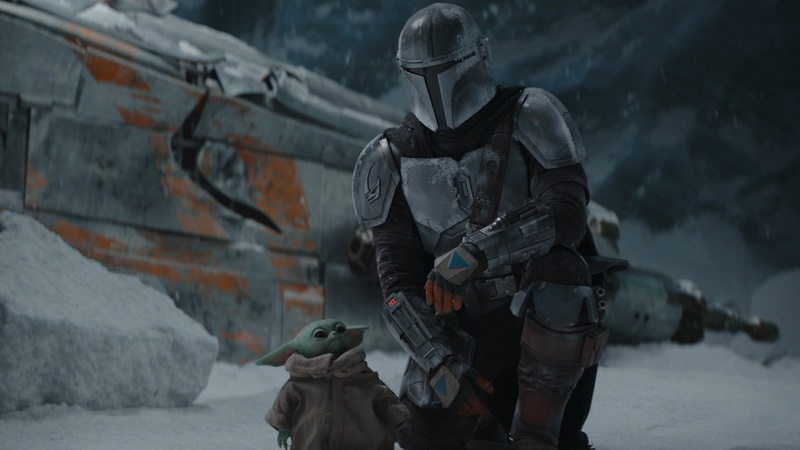 Mando Season 2 Trailer Duo Snow