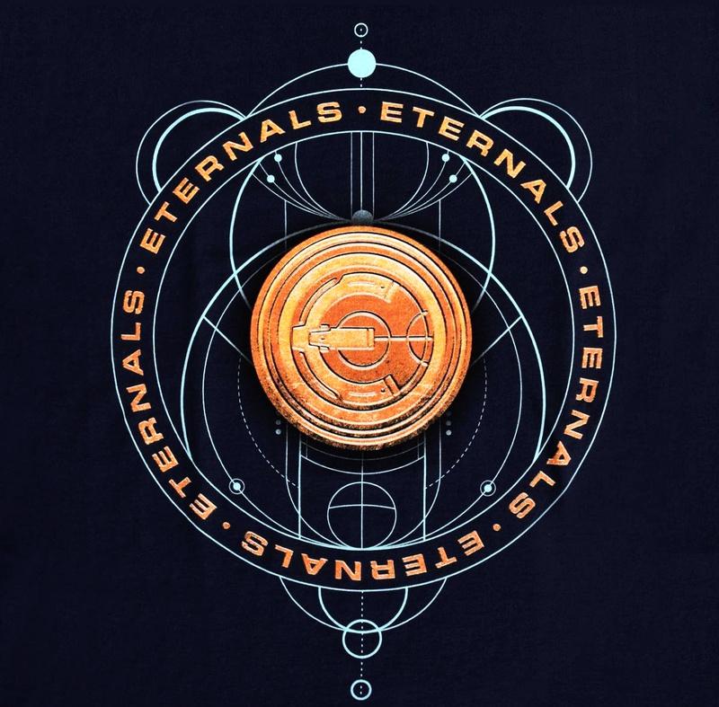 Eternals Merchandise Symbol
