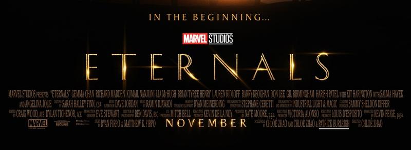 Eternals Credits