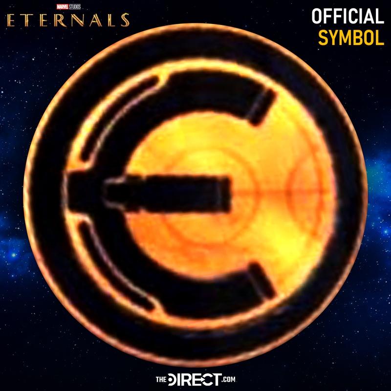 Eternals symbol