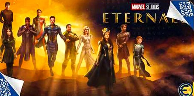 Eternals 3.