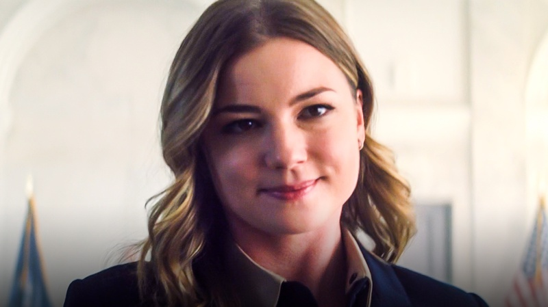 Sharon Carter Powerbroker