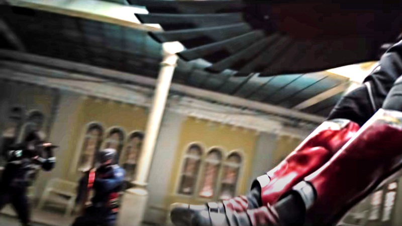 Captain America US Agent