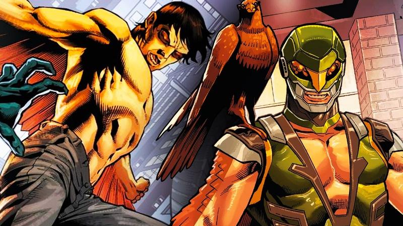 Joaquin Torres Marvel Comics Falcon