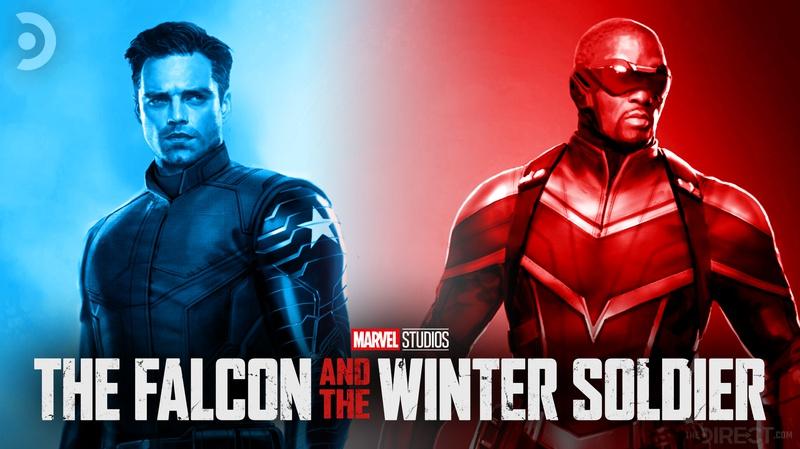 Falcon and Bucky