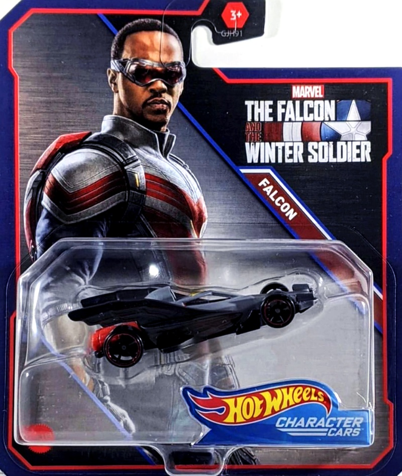 The Falcon and the Winter Soldier Hot Wheels