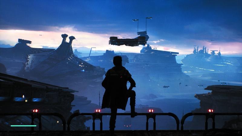 Star Wars Jedi Fallen Order Bracca