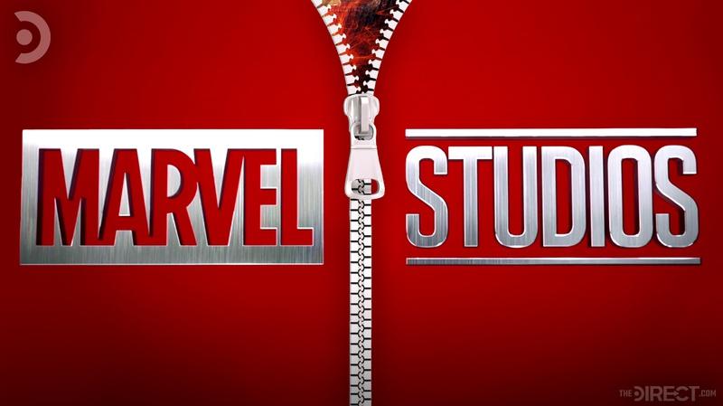 Marvel Studios logo and Zipper