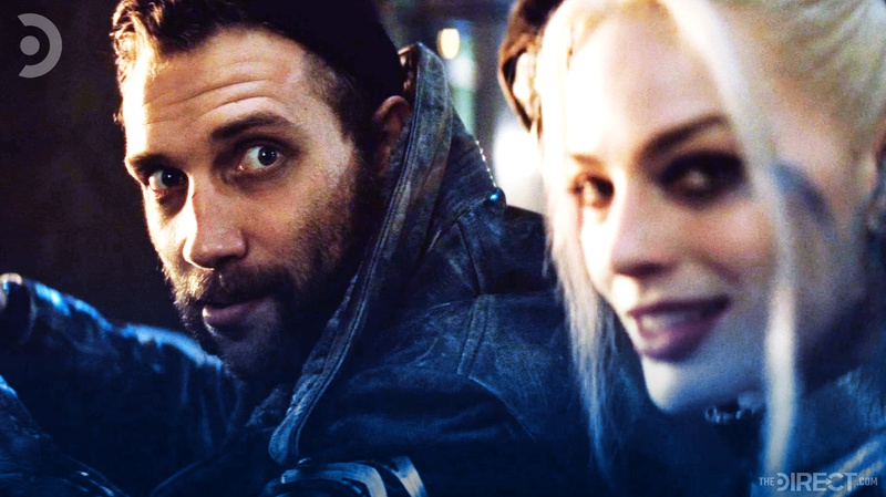 Captain Boomerang and Harley Quinn