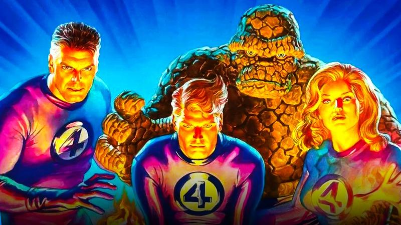 Fantastic Four old comic