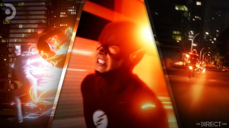 The Flash Season 7 screenshots