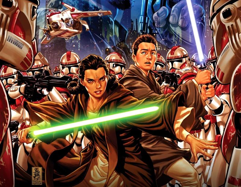 Star Wars Kanan comic