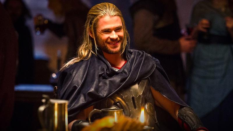 Thor Asgardian meal