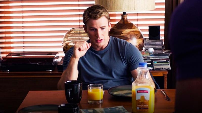 Steve Rogers breakfast