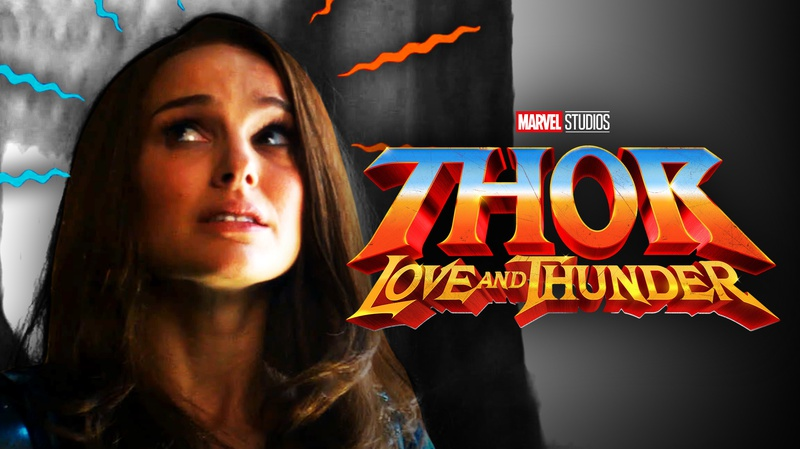 Jane Foster, Thor: Love and Thunder logo