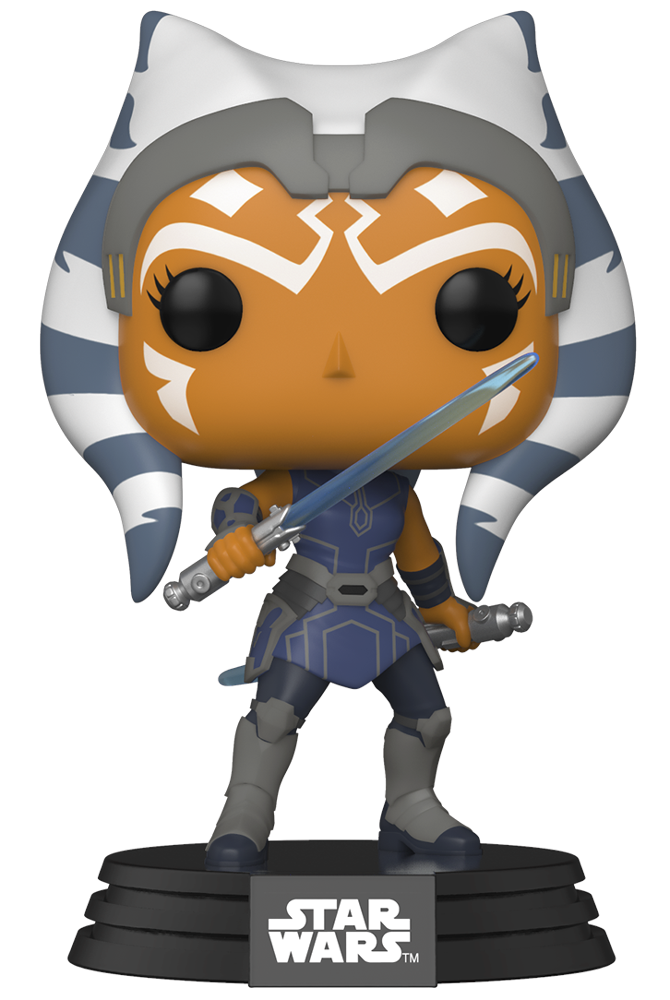 Ahsoka Season 7 Funko Pop