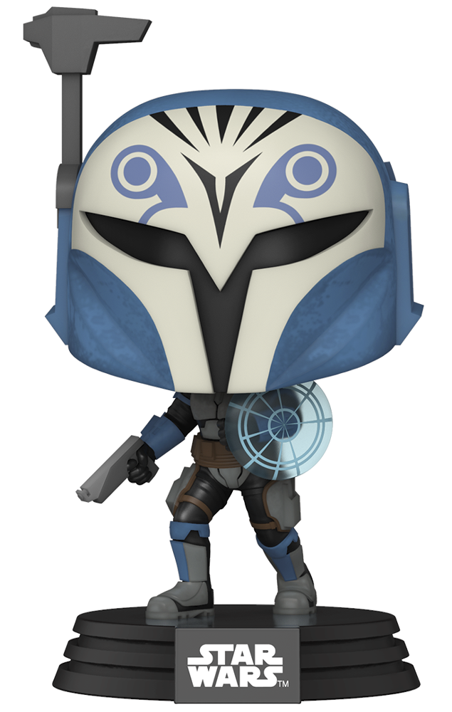 Bo-Katan Season 7 Funko Pop