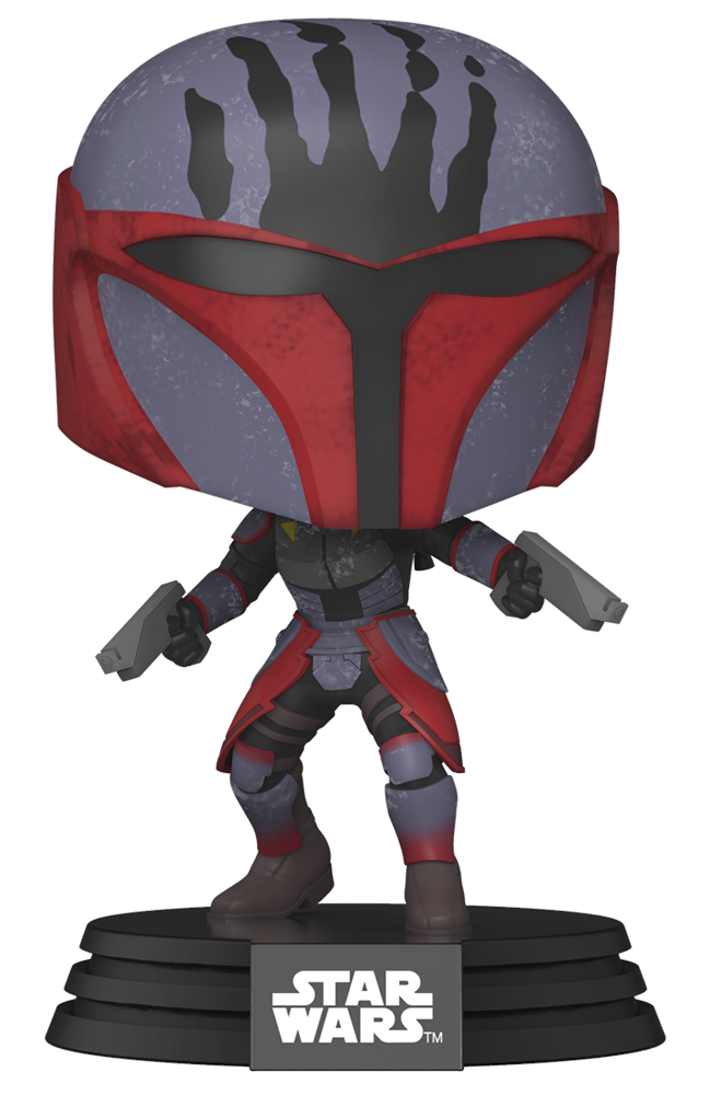 Mandalorian Super Commando Funko Pop