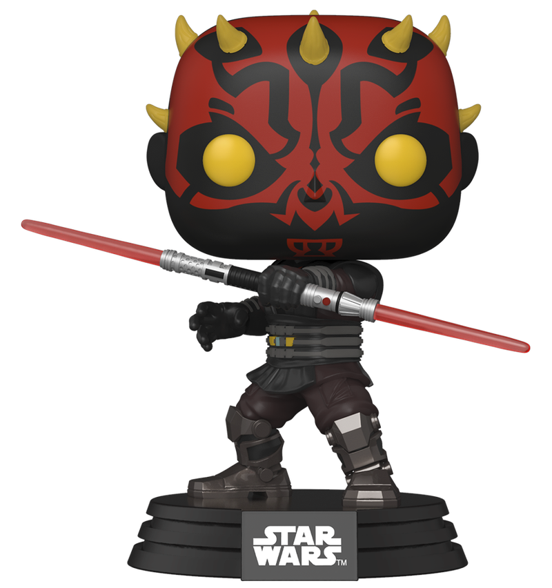 Darth Maul Season 7 Funko Pop