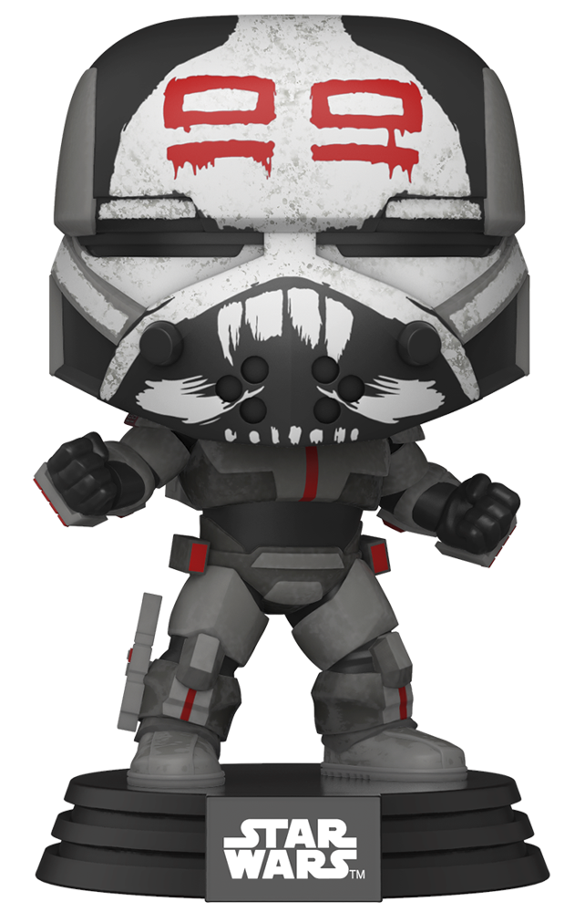 Wrecker Season 7 Funko Pop