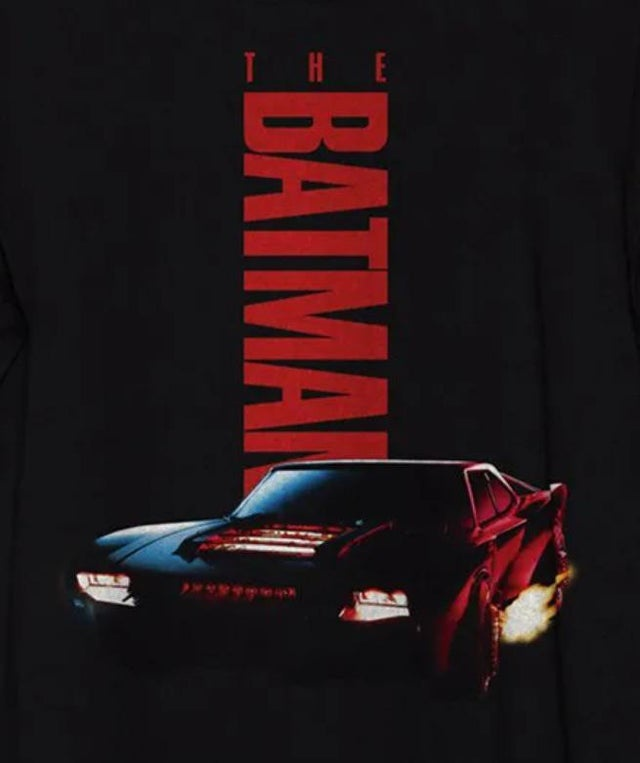 Batmobile The Batman merchanidse