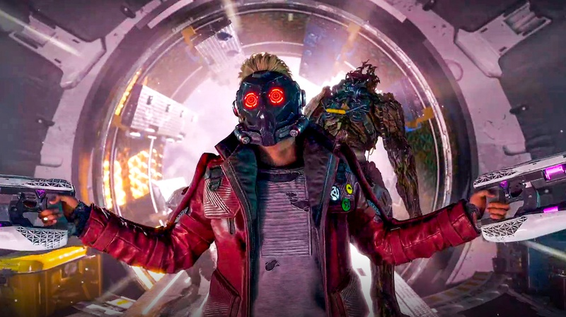 Star Lord Profile Guardians game