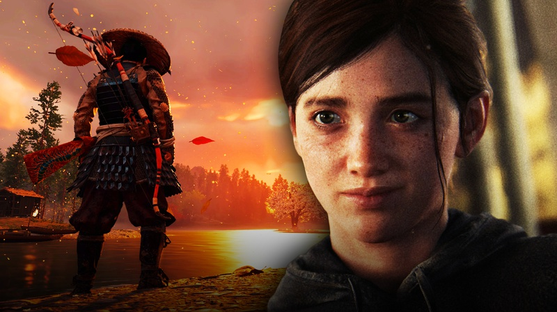 Ghost of Tsushima, Last of Us 2 Ellie