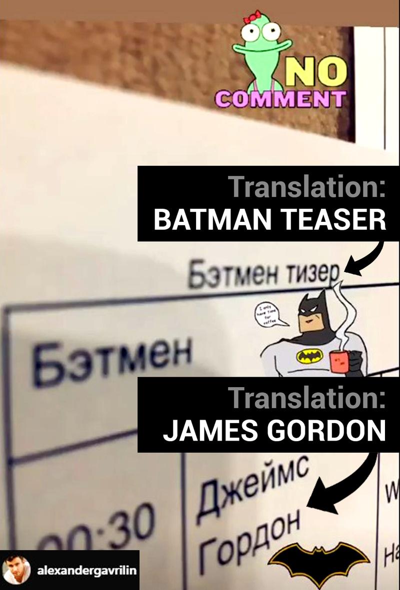 The social media post indicating a new teaser for The Batman, Batman sticker, Batman logo