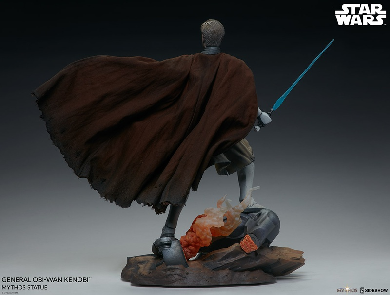 General Obi-Wan Statue