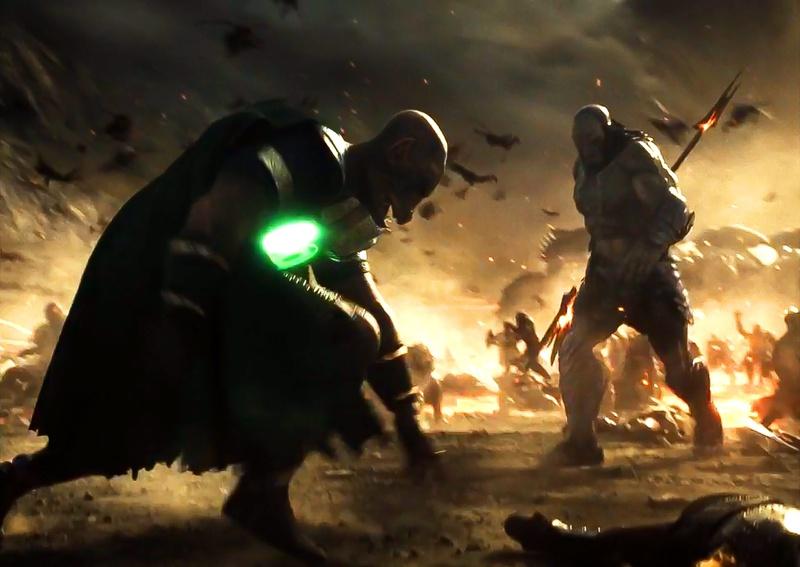 Green Lantern Darkseid