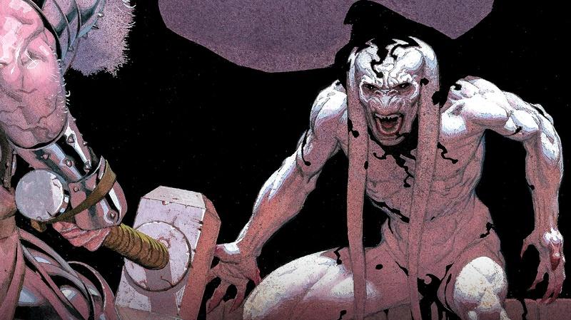 Gorr the God Butcher Marvel comics