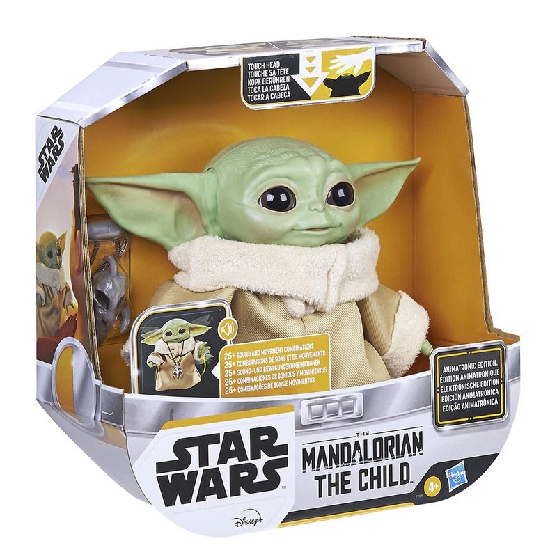 Hasbro Baby Yoda Figure