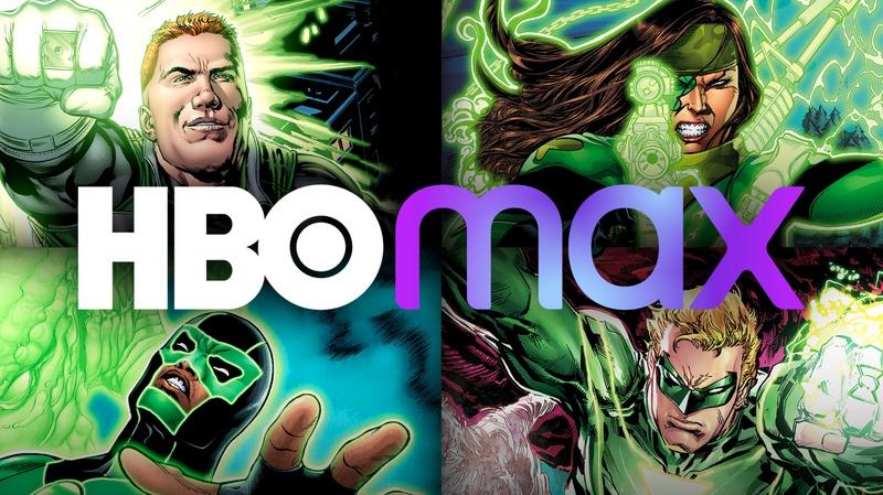 HBO Max Green Lantern