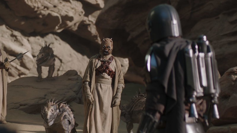 The Mandalorian Season Two Episode One Image